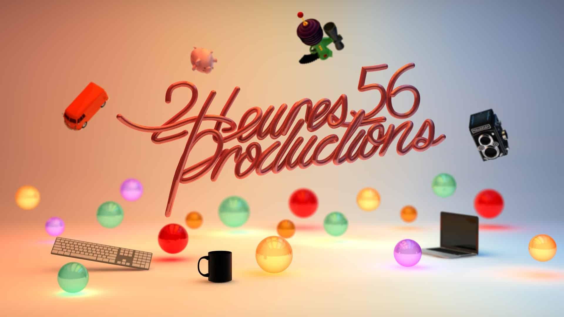 A la découverte de 2H56, agence de production audiovisuelle
