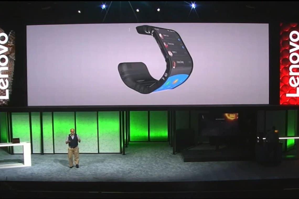 Conférence de présentation de Lenovo
