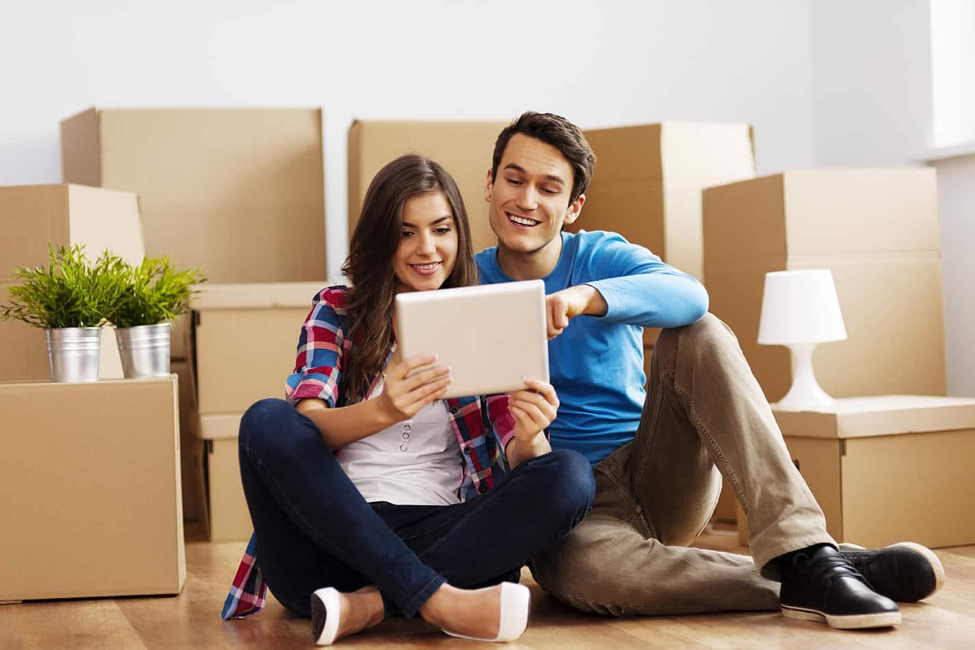 Organiser son déménagement en ligne, tellement simple en 2018