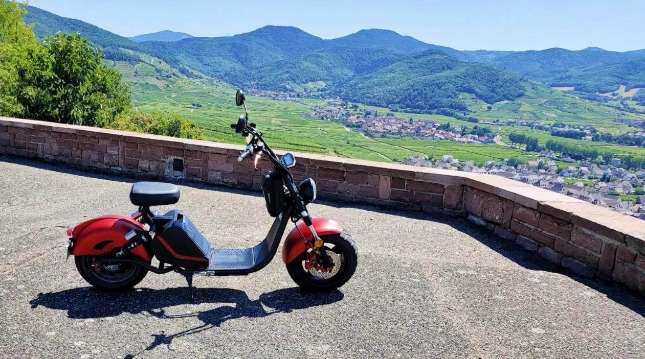 Le scooter connecté : une innovation qui révolutionne la mobilité