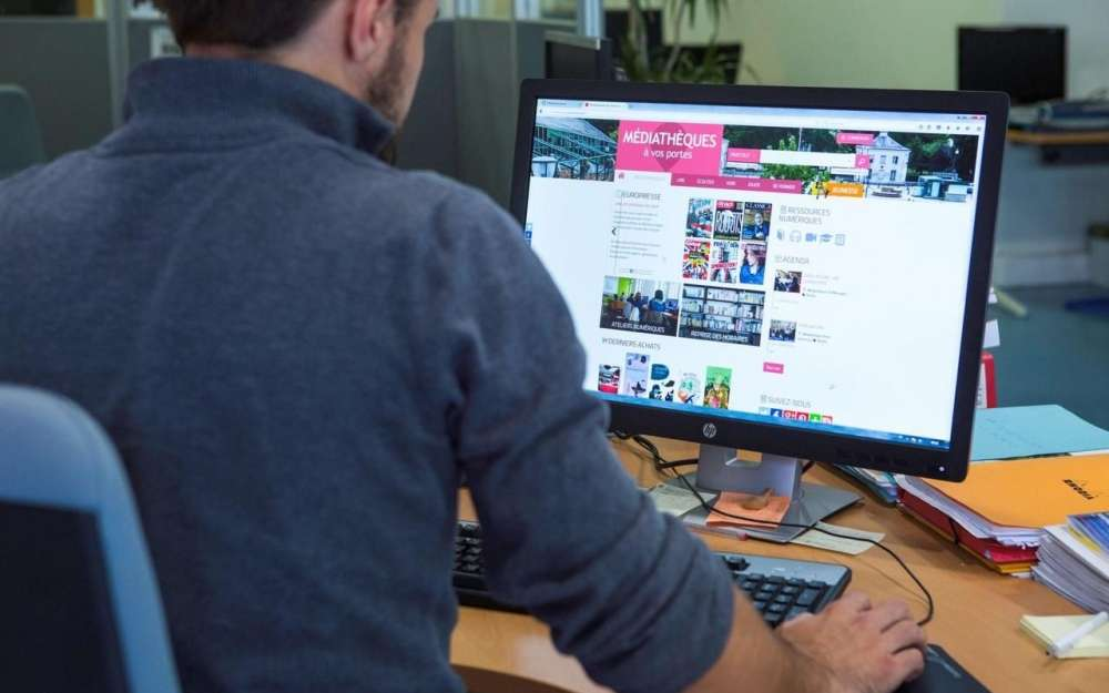 Mieux gérer ses ressources digitales grâce à une médiathèque en ligne