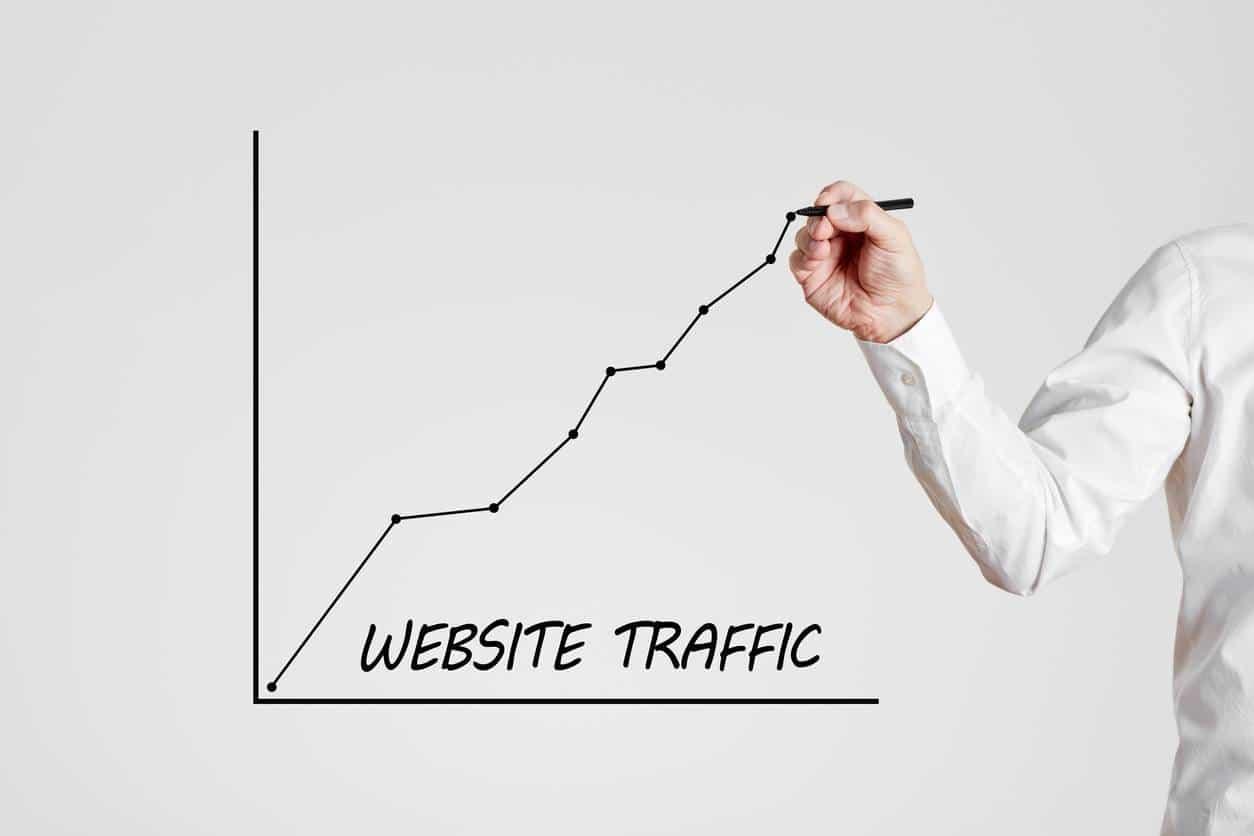 augmenter trafic web