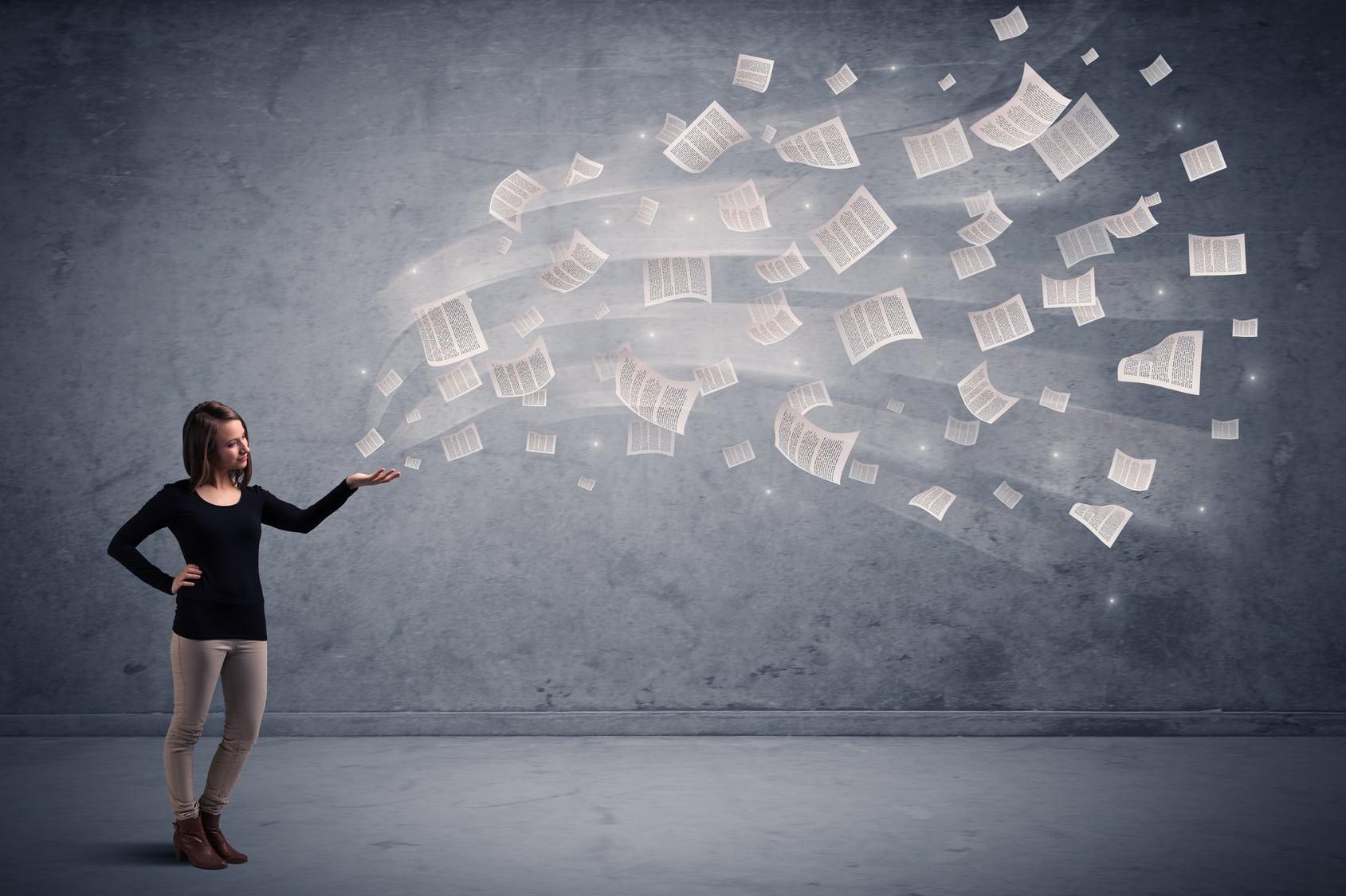 Quelle place pour la production de documents d'entreprise à l'ère du numérique ?