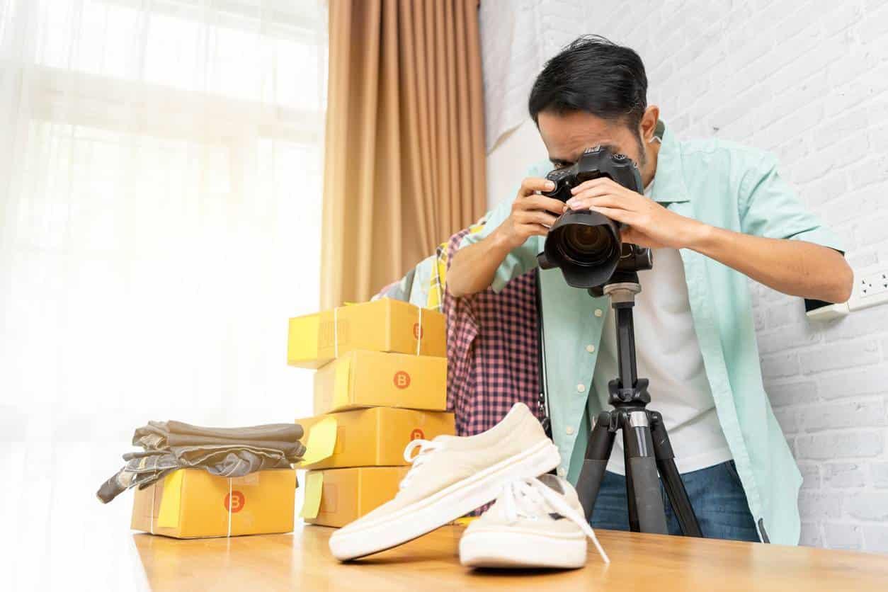 photographe de produit